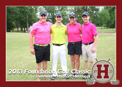 23 teams participate in Foundation Golf Classic