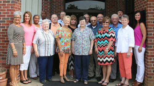 Attala staff trains for 2014 GED testing