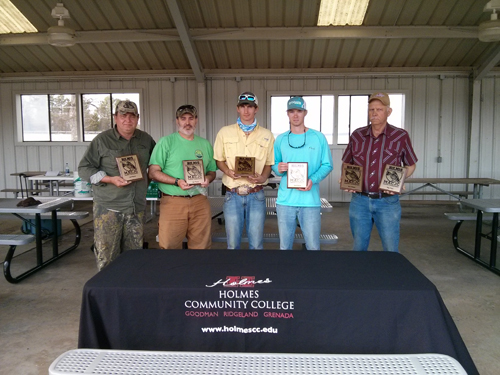 Savages take first place in Grenada Center crappie tourney