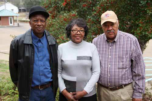 Three longtime Holmes employees retire at semester's end
