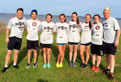 Women's Soccer Team participates in Mustard Seed's Racin' for the Seed