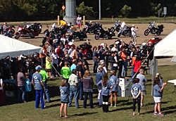 Ridgeland Campus hosts Pediatric Brain Tumor Foundation Ride for Kids